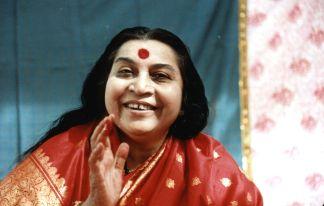 The Founder of Sahaja Meditation Shri Mataji