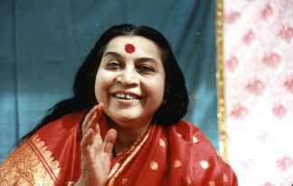 The Founder of Sahaja Meditation Shri Mataji